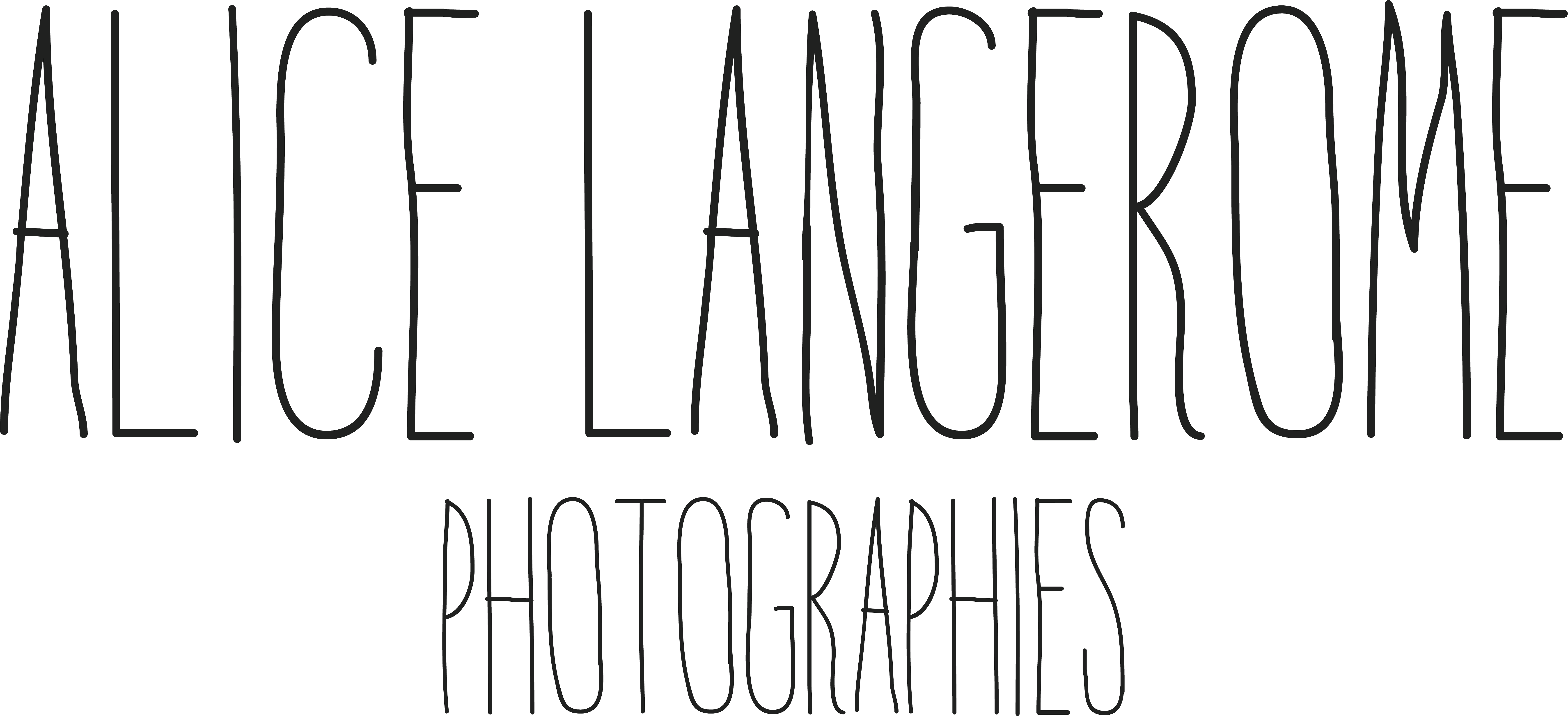 Alice Langerôme - Photographies